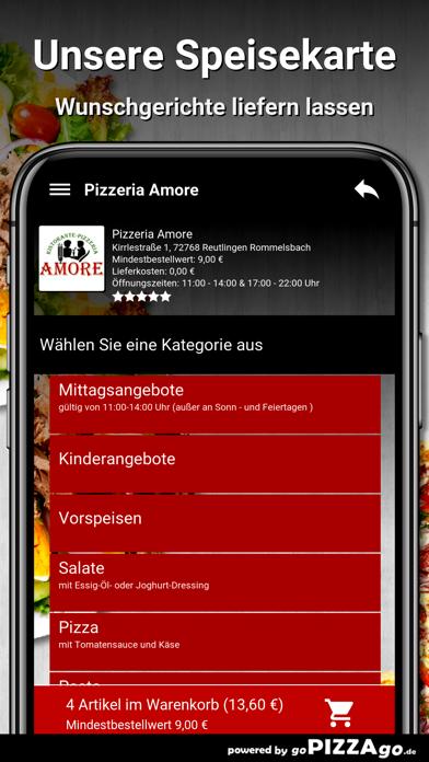 Amore Reutlingen Rommelsbach screenshot 4