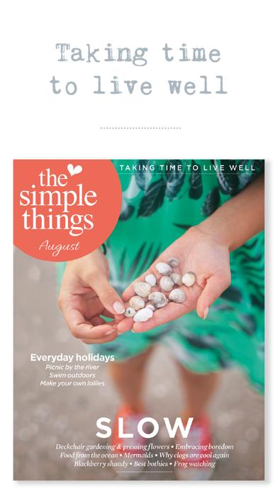 点击获取The Simple Things Magazine