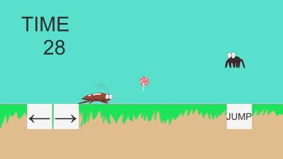 ムシムシの冒険 screenshot 1