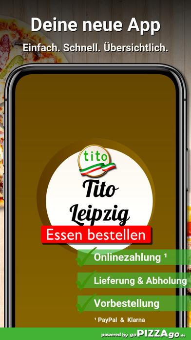 Pizzeria Tito Leipzig screenshot 1