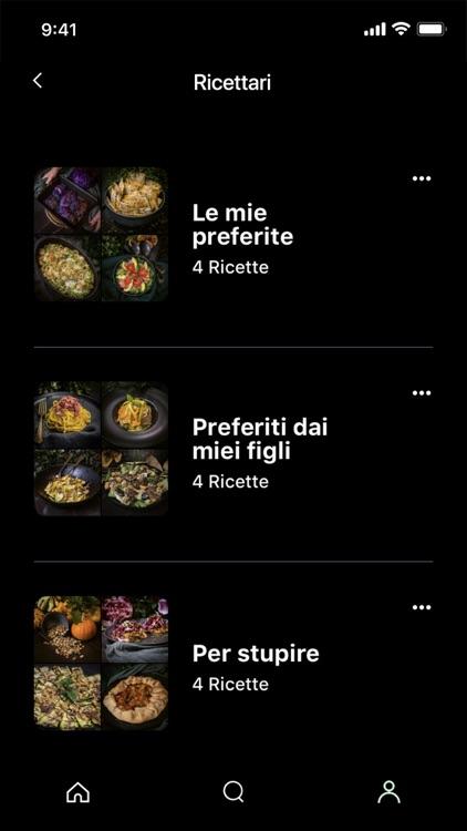 Cucinosano - Le ricette! screenshot-5