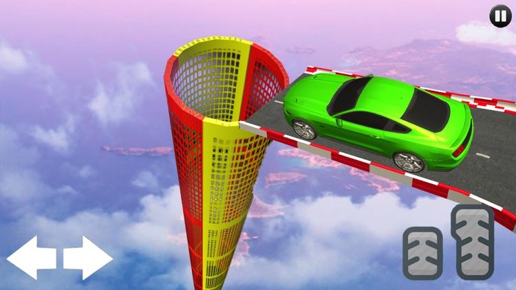 Car Simulator US Mega Ramp