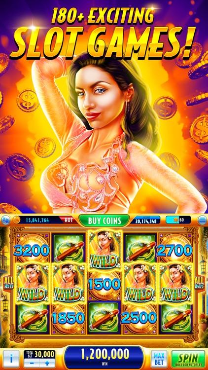 Xtreme Slots: 777 Vegas Casino screenshot-0