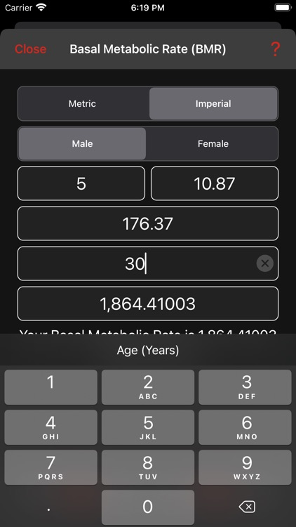 Health Calculator screenshot-8