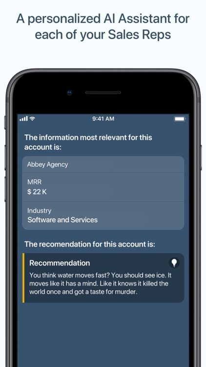 ForceManager mobile CRM screenshot-7