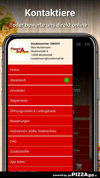 Pizzeria Bravo Duisburg Laar screenshot 3