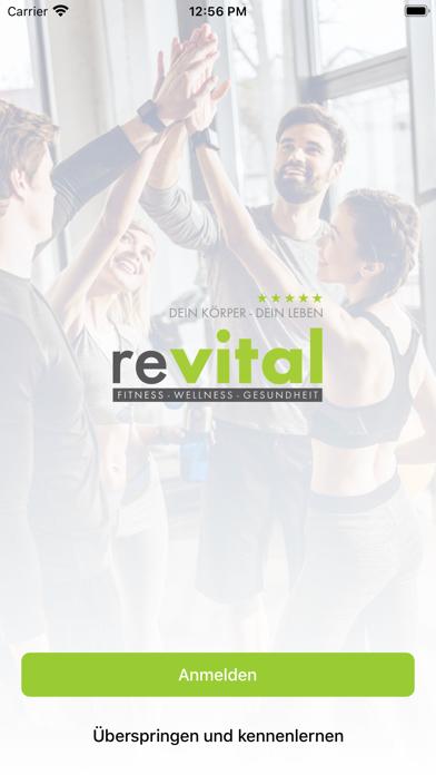 revital FitnessclubScreenshot von 1