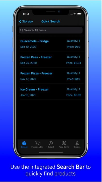 PocketPantry screenshot-5