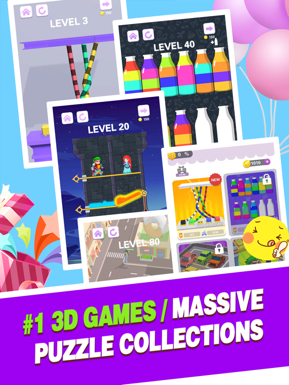 Puzzless - puzzle collections screenshot 6