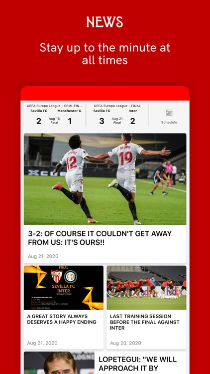 Sevilla FC - Official App screenshot-6