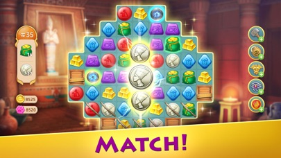 Cradle of Empires Match 3 Game free Crystals hack