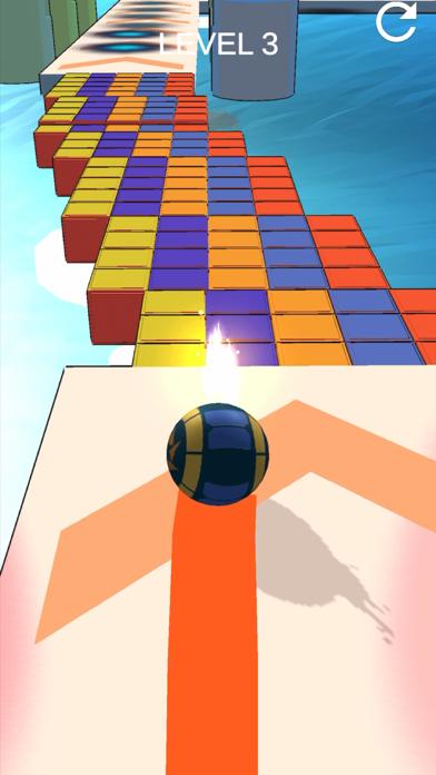 Ball Roll Race screenshot 4