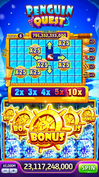 Jackpot World™ - Casino Slots screenshot-0