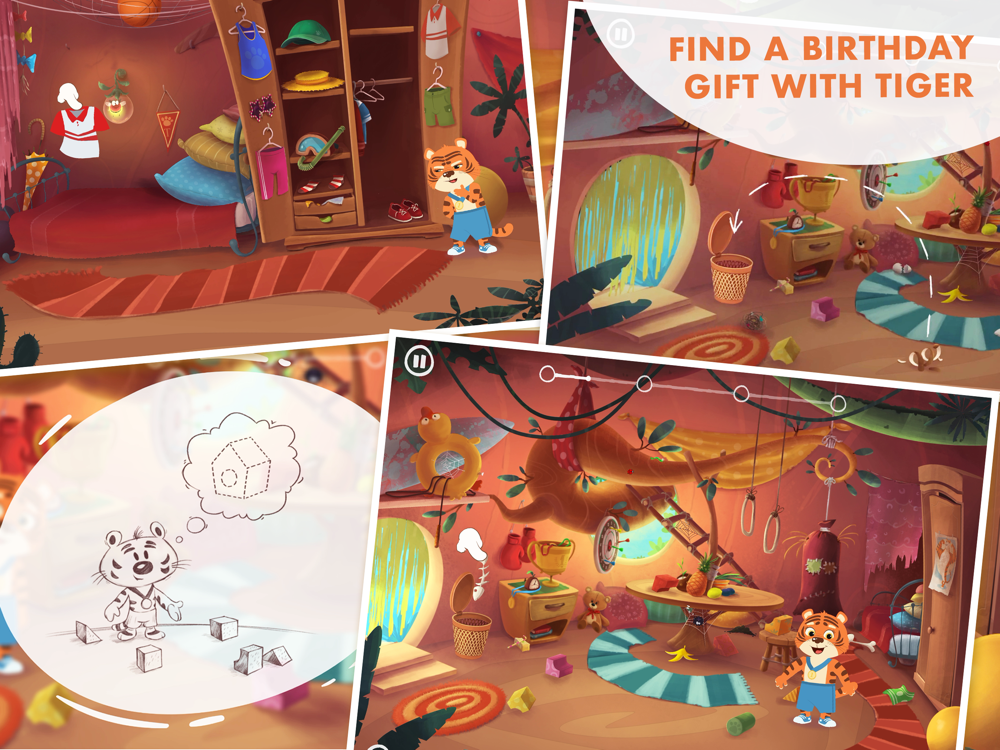 Jungle Town: Birthday Quest For Mac