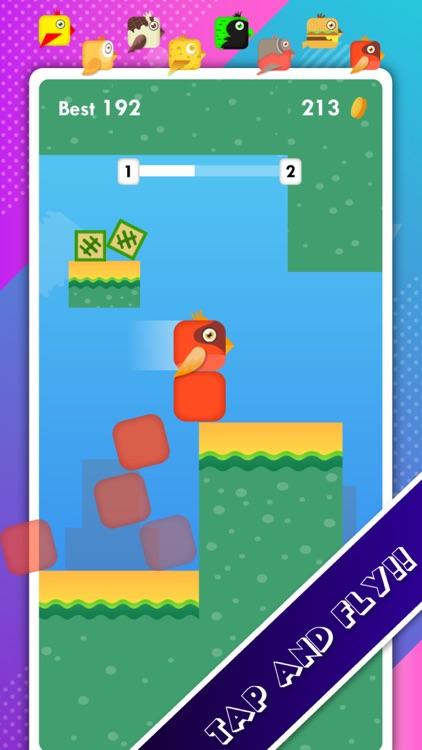 Square Birdy screenshot-4