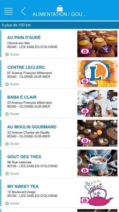 Boutic Sables d'Olonne screenshot 5