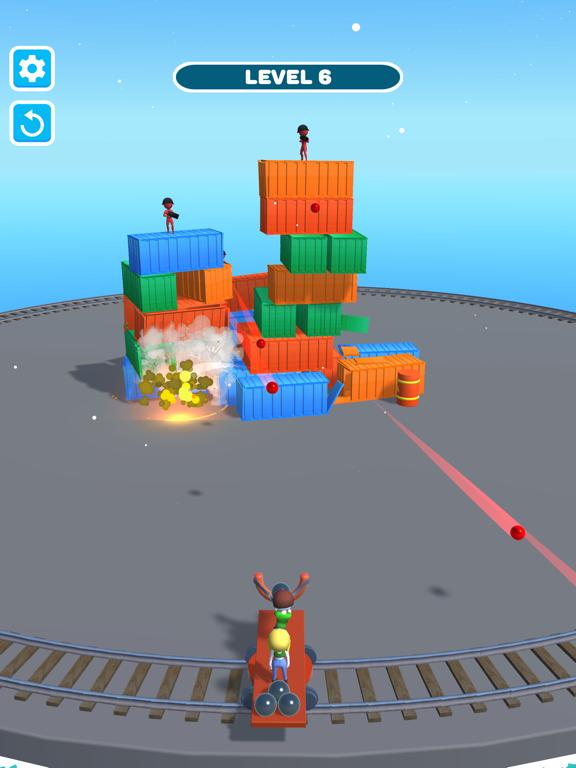 Slingshot Sniper screenshot 11