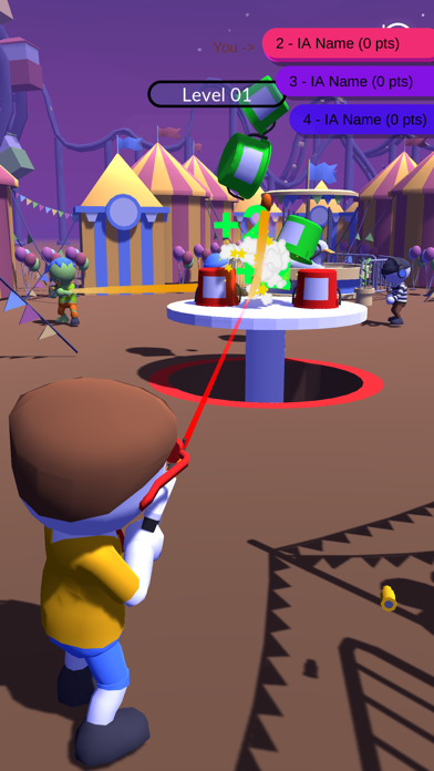 Shoot Out 3D! screenshot #2