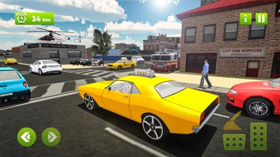 Virtual Single Dad Taxi Driver screenshot 5