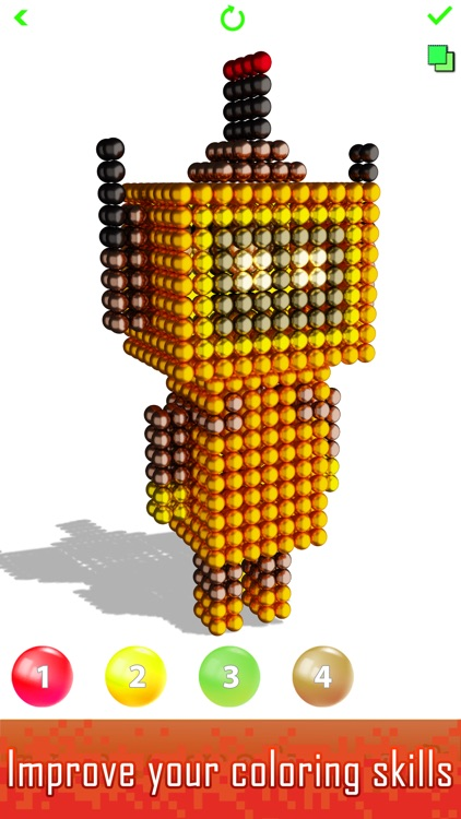 Magnet World - Build by Number