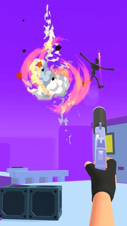 Gun Master 3D: Shoot 'Em Down screenshot-6
