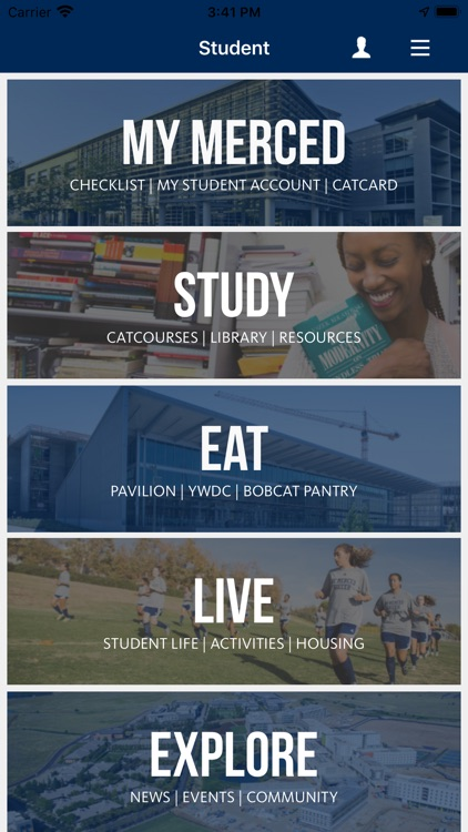 UC Merced Connect