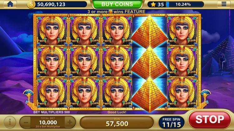 Slots Rush: Vegas Casino Slots screenshot-4