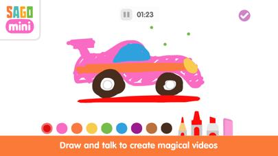 Sago Mini Doodlecastのおすすめ画像1