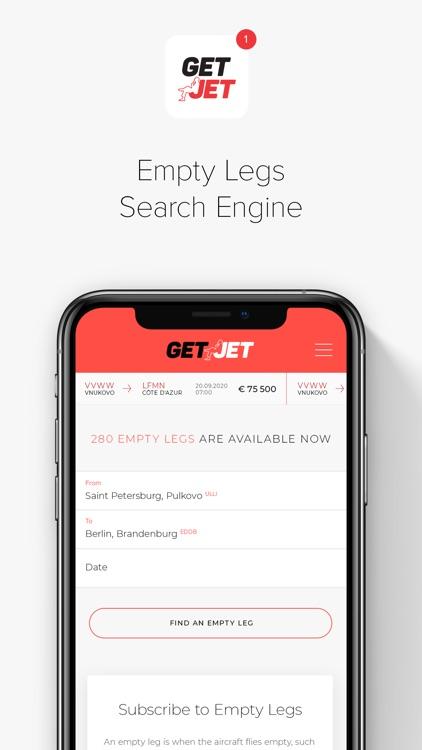 GetJet screenshot-4