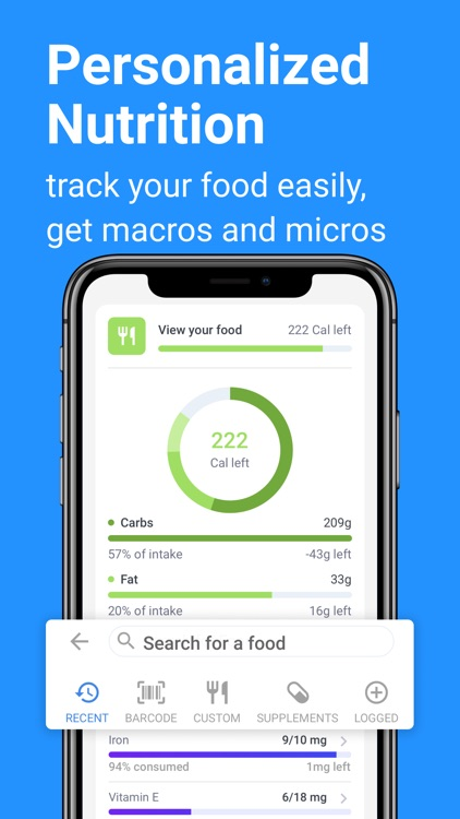 Gini: Smart Nutrition Tracker screenshot-7