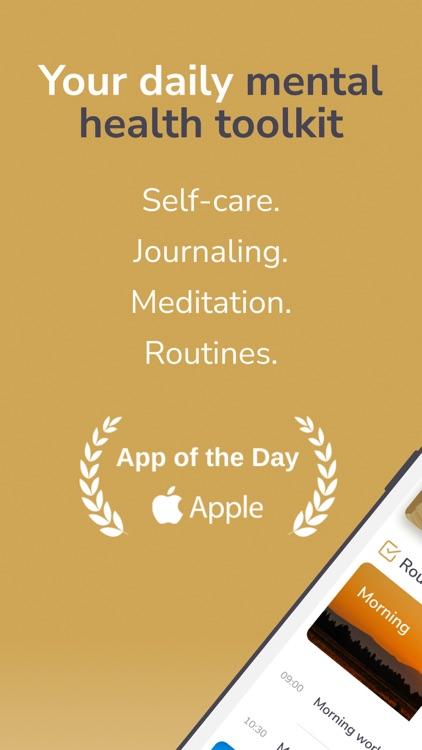 Ladder: Daily Self Care & Calm