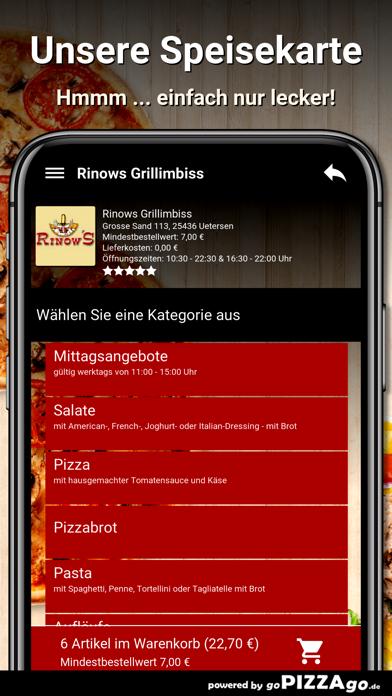 Rinows Grillimbiss Uetersen screenshot 4