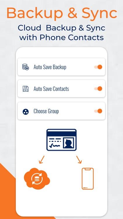 Business Card Scanner Reader screenshot-7