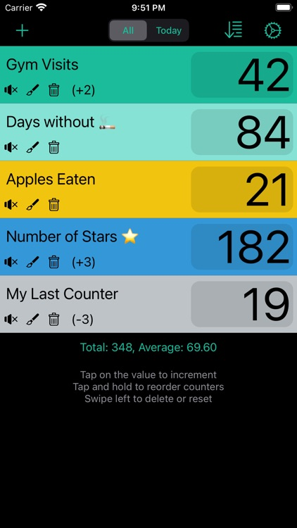 Counter - Tally Counter screenshot-4