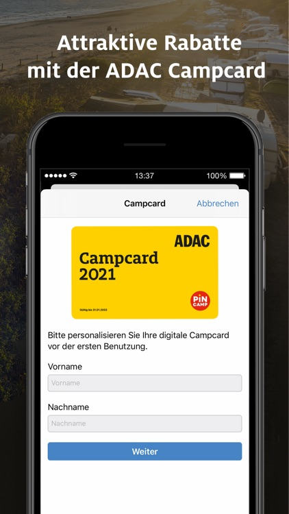 ADAC Camping / Stellplatz 2021 screenshot-3