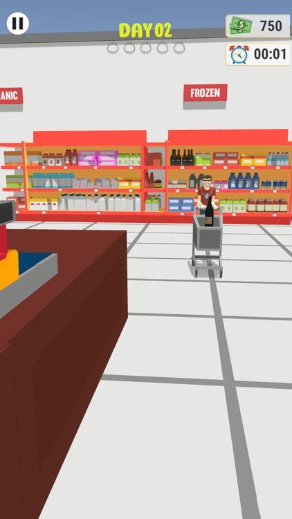 Super Store Cashier 3D