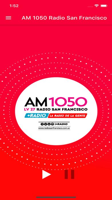 AM 1050 Radio San Francisco screenshot 1
