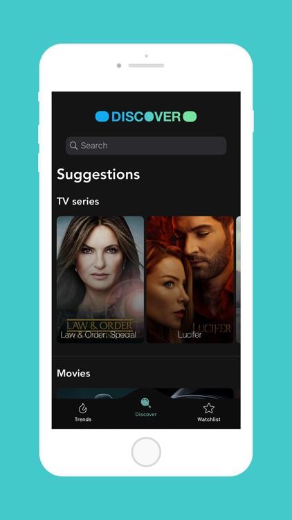 The Movie App - Shows & Movies screenshot-4