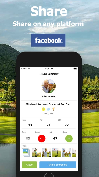 Golf Handicap - Online Golf screenshot-8