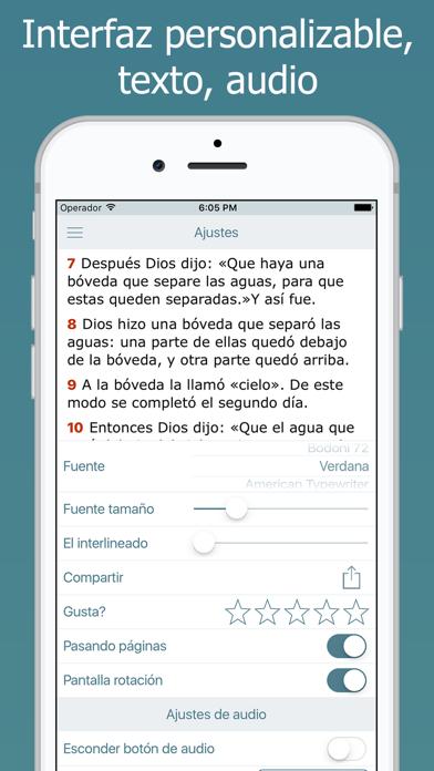 messages.download Biblia Dios Habla Hoy en Audio software