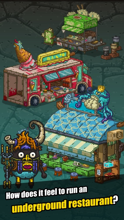 Monster Chef screenshot-4