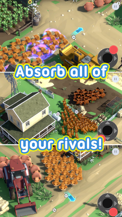 Clash of Crowds screenshot 3
