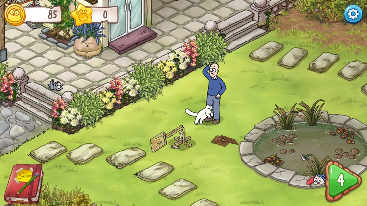 Simon's Cat - Story Time screenshot-4