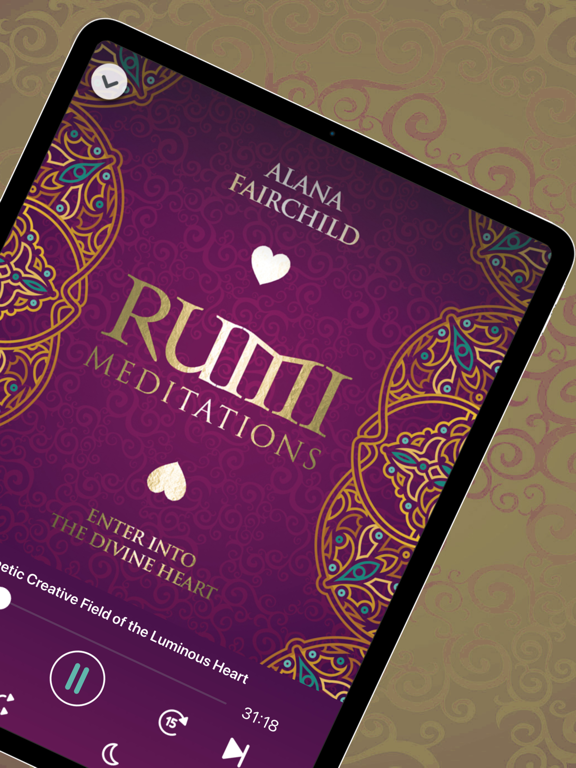 Rumi Meditations screenshot 10
