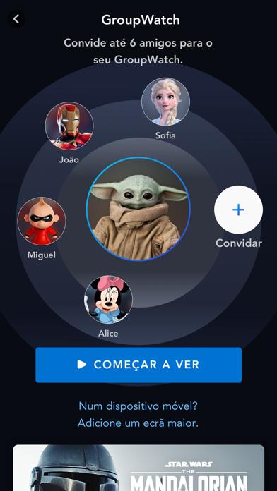 Baixar Disney+ para Android