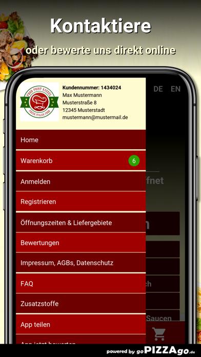 Food Point Kassel Pizza screenshot 3