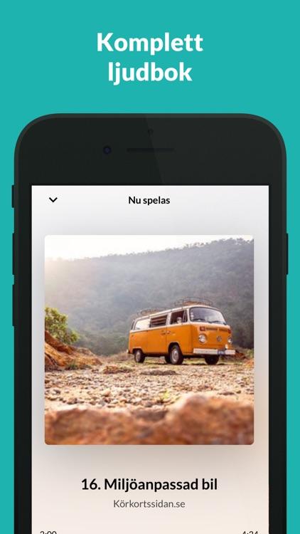 Körkortsappen - Vi hjälper dig screenshot-4