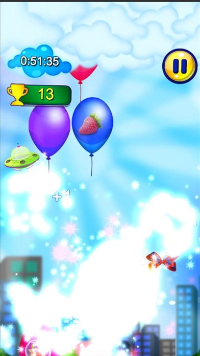 Balloon Sky Popping Game screenshot 2