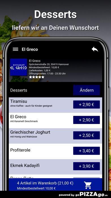 El Greco Hannover screenshot 6