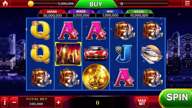 Slots-Vegas Casino Royal Cash screenshot-3
